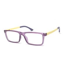 2018 TR90 детские очки с оправой для глаз, дизайнерские прозрачные ретро очки для близорукости, Брендовые очки с оправой # YX0101(Китай)