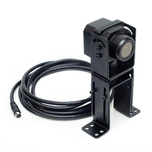 Thermal imaging security car mounted security camera night vision