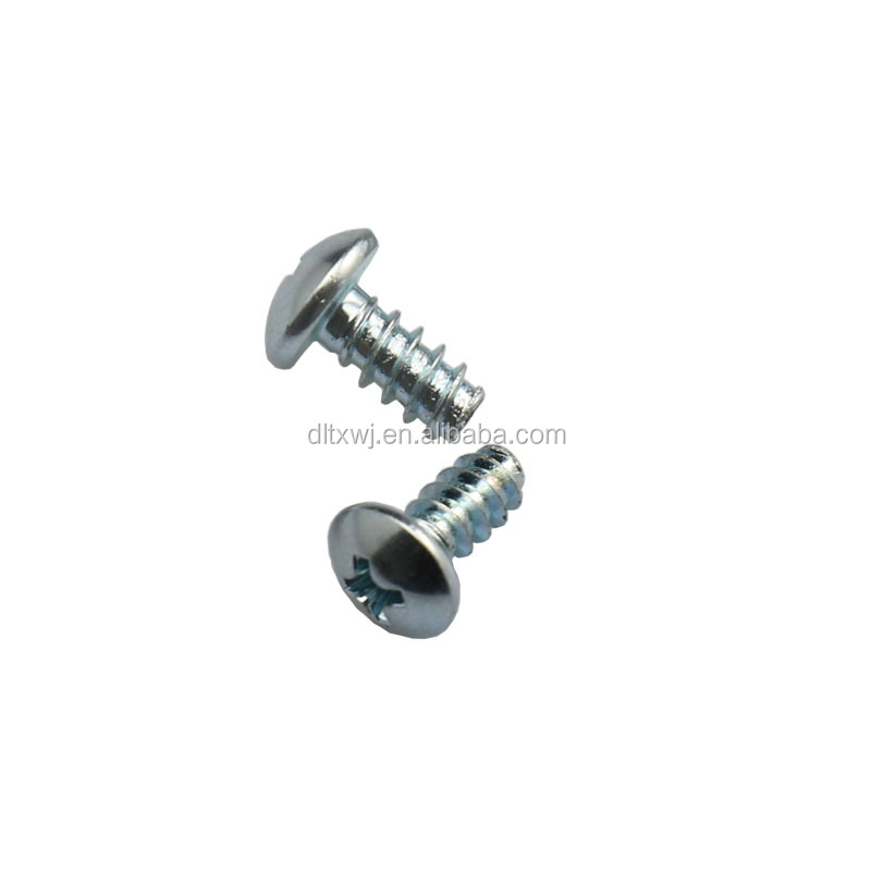 M5//5mm Self Drilling Drywall Anchors Screws for Plasterboard Color Zinc Plated