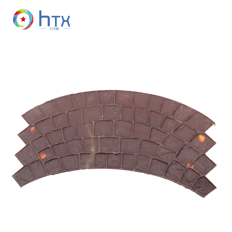 Henan HTX Mould Rubber Decorative Wall Stamps For Sale