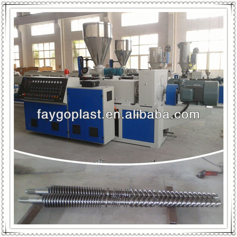 industrial plastic melting machines