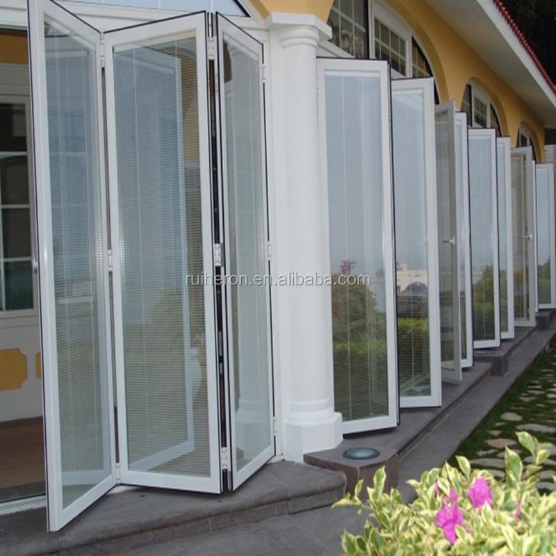 Venta al por mayor puertas plegables aluminio precios - Precio puerta corredera aluminio ...