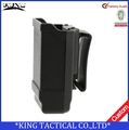 CQC Black Tactical Polymer Holster Magazine Pouch Gun Holster Pouch CS games Outdoor Pouch free shipping