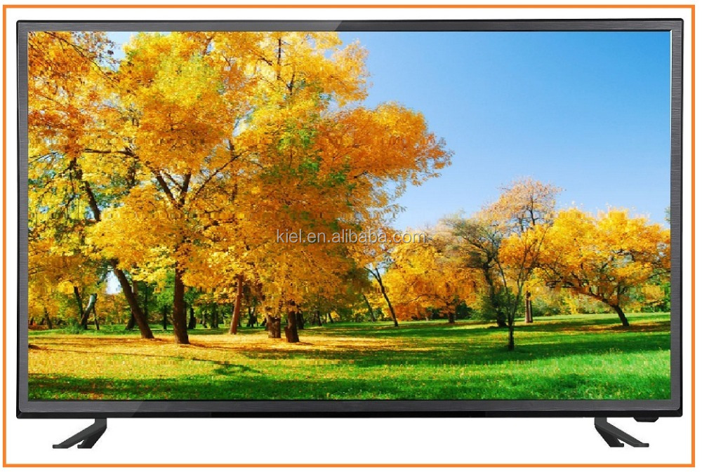 32'' led tv flat screen OEM factory led tv lcd 32 inch televion with A grade panel tv system pal/secam/NTSC smart tv led