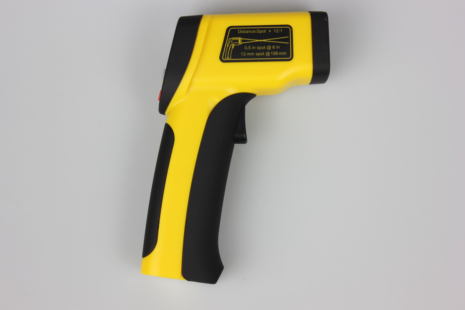 HT-819 High Temperature Laser Infrared Industrial Digital Thermometer, Temperature Measure Tool
