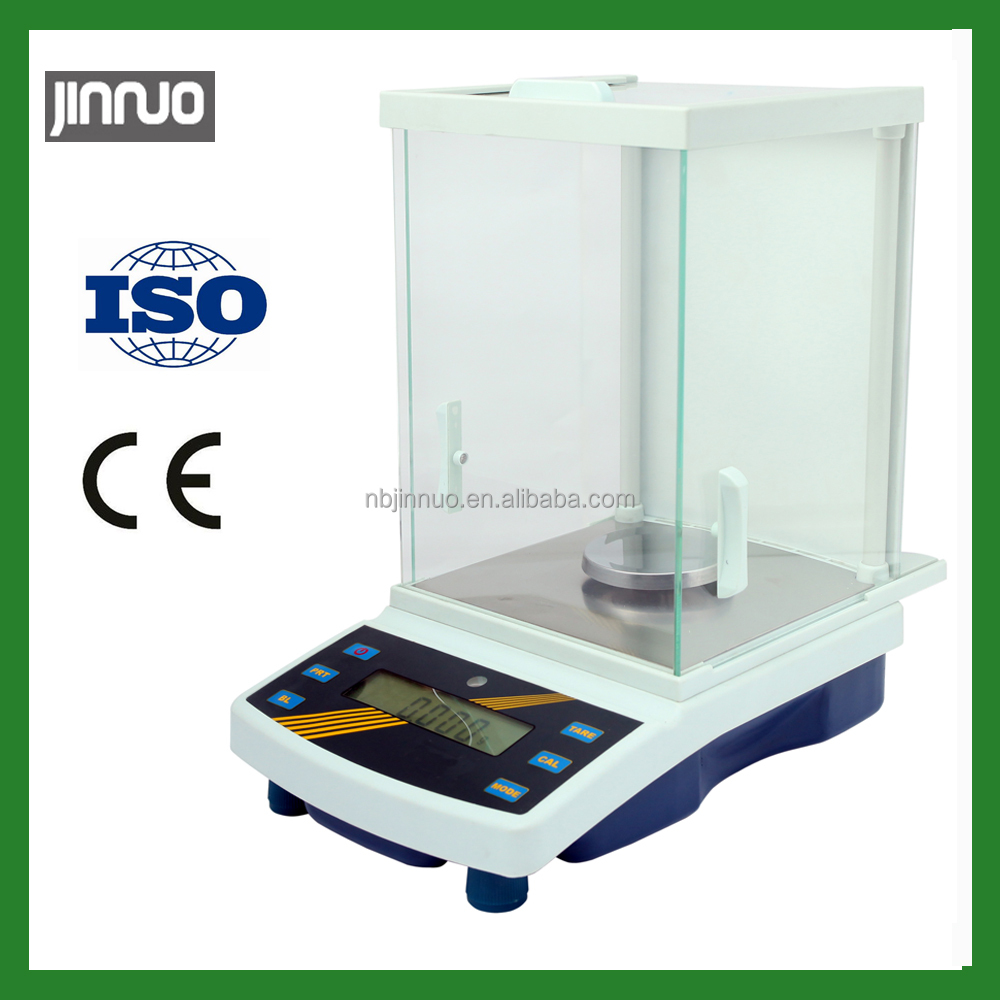 300g 0.001g high precision loadcell electronic analytical balance
