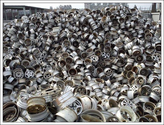Aluminium Scrap Wheels And Udc Can