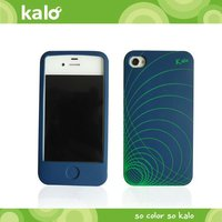 mobile phone silicone case for iPhone 4/4S