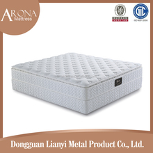 American Standard Good Dream 5 Star Royal Comfort Sleep Double Wholesale Suppliers Factory Pillow Top Hilton Hotel Mattress