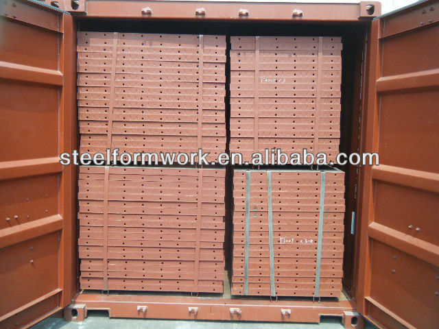 Construction Formwork export to Malaysia and Singapore