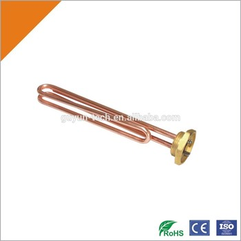 copper hot water heater element with CE approved