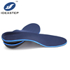 Ideastep factory price full length best heel pads and plantar fasciities arch support orthotic insoles to correct overpronation