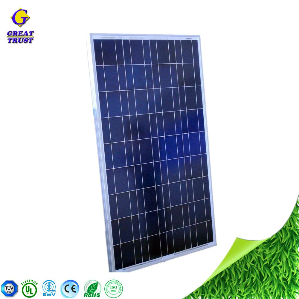 high efficiency 300w poly solar panels with long term warranty for home