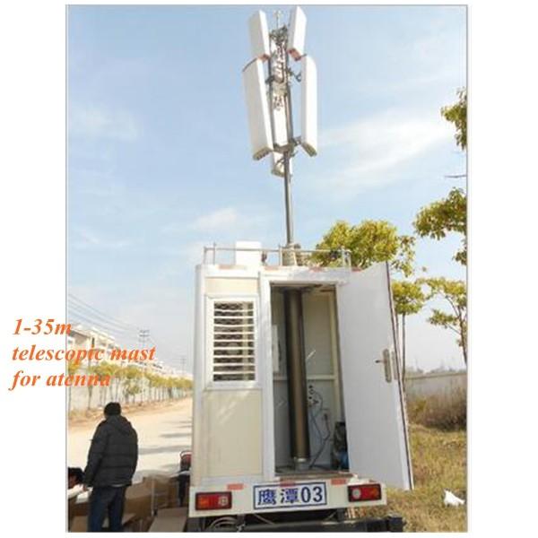 Portable Telescoping Mast