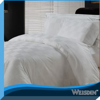 plain dyed 300 thread count hotel imported bed linens