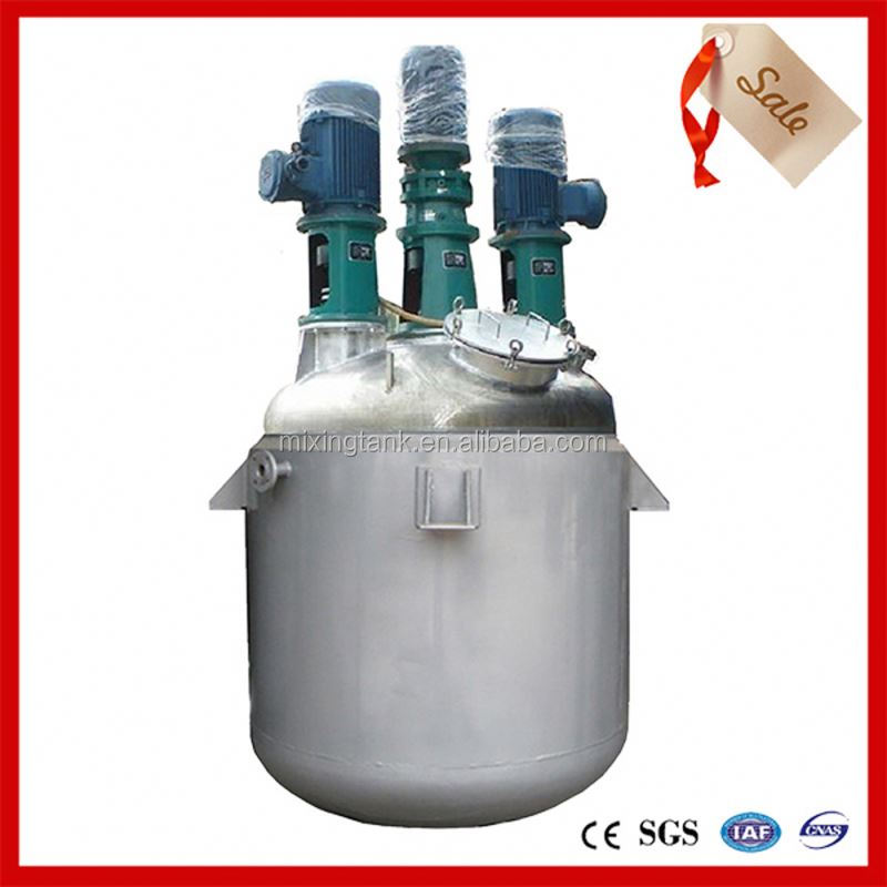JCT waterborne polyurethane resin reactor production reactor