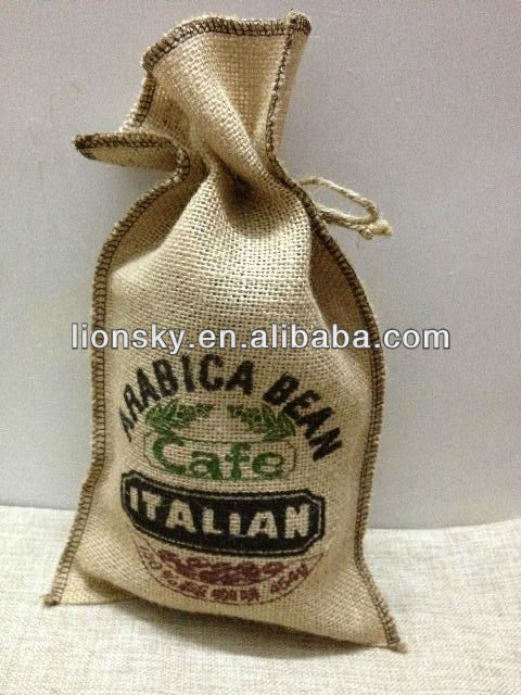 coffee bag jute