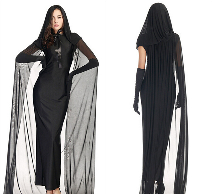 Cheap Black Witch Costumes Find Black Witch Costumes Deals On Line