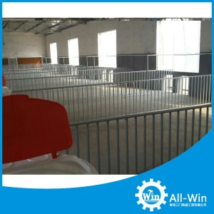 high quality pig finish stall for pig farm equipment
