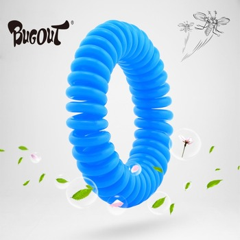 Bugout Spring Mosquito Repellent Wristband Children Baby Adult Mosquito Repellent Wristband Outdoor Ankleband