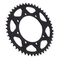 Rear 46T motorcycle KLE500 sprocket for Kawasaki KLE500