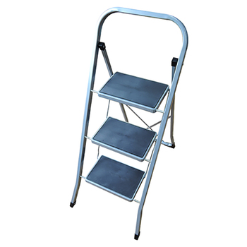 Swell Steel Folding Compact Portable 3 Step Ladder Buy Ladder Folding Ladder Step Ladder Product On Alibaba Com Caraccident5 Cool Chair Designs And Ideas Caraccident5Info
