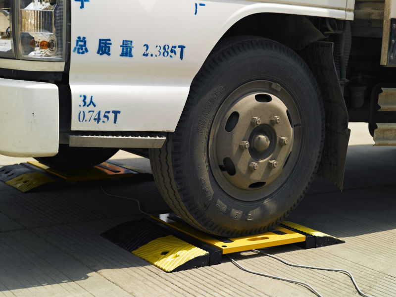 Portable Axle Weigh Scale 50 Ton,Portable Truck Axle Load Scale