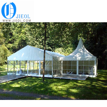 sports shoes 09e11 547fb Permanent Aluminum Structure outdoor canopy Party Tents Temporary 10mx18m,  View outdoor canopy, Jieol Product Details from Guangzhou Jieol Stage ...