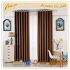 100% polyester Available in various colors blackout curtain