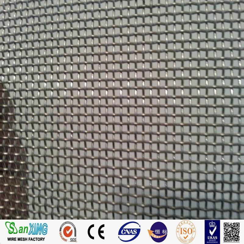Galvanized Square Woven Wire Mesh Screen/galvanised Square Wire ...