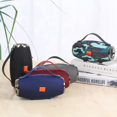 Mini Ringan dengan Harga Murah Mini BT Speaker Nirkabel TG166 Tws Speaker Portable Outdoor Bluetooth Speaker E16