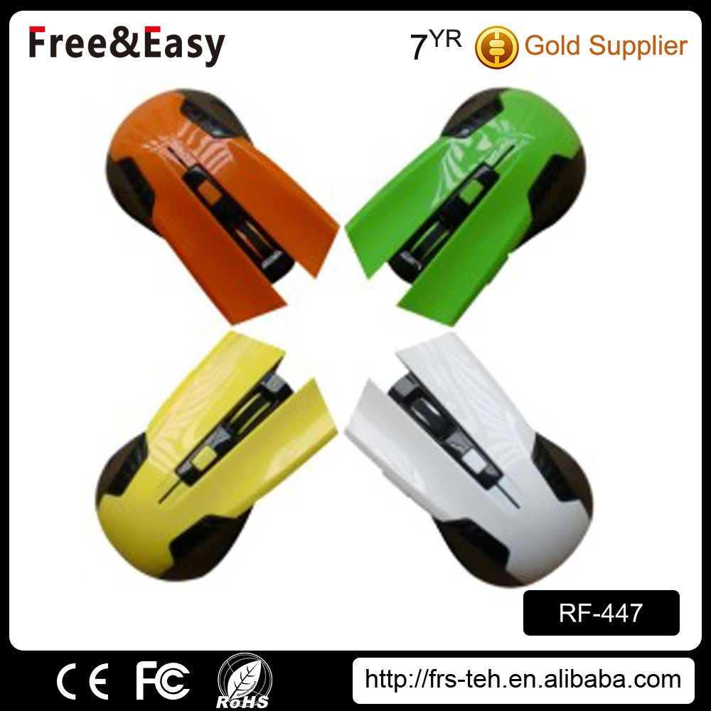 Best OEM logo custom 6D computer wireless laser mice for desktop laptop pc