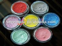 New generation cosmetic mica powder/Blue ,Red,Violet,Glod...