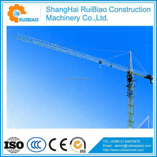 mobile tower crane specification