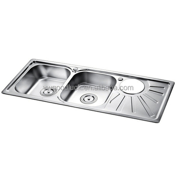 Double Kitchen Sink With Drainboard.1200x500x210mm Stainless Steel Double Bowl Kitchen Sink With Drainboard Sc 310a Buy Double Bowl Kitchen Sink Double Bowl Kitchen Sink Double Bowl