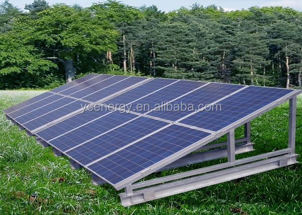 Solar Water Pumps System Irrigation Submersible Well Pump