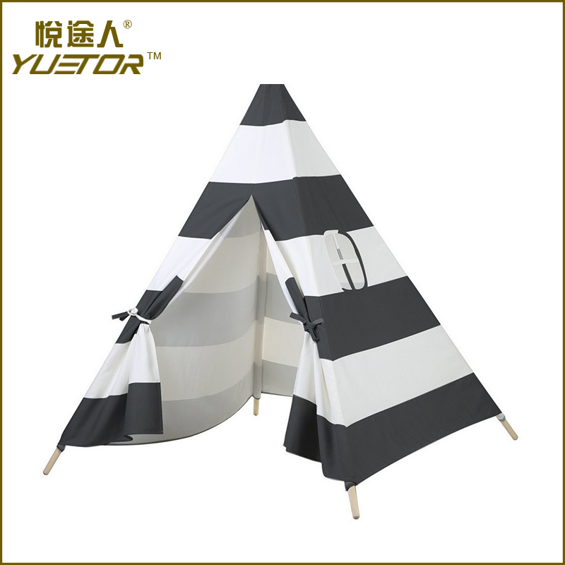Cloth Material and Soft Toy,Inflatable Toy Style children kids play teepee tent