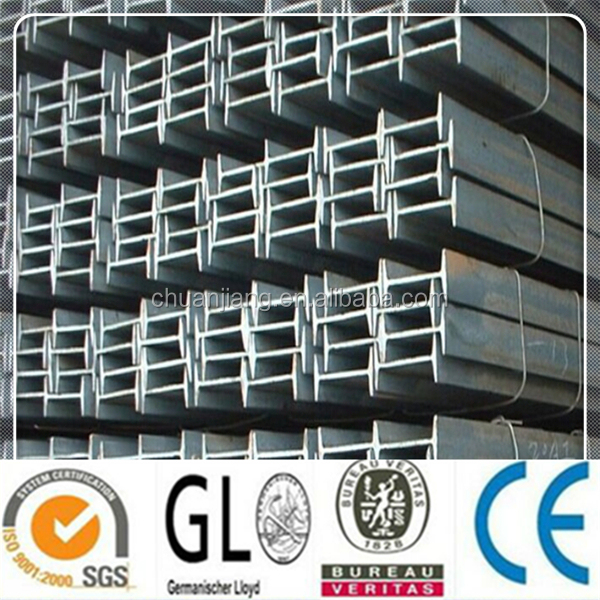 Chinese Supplier Structural Construction Steel I Beam
