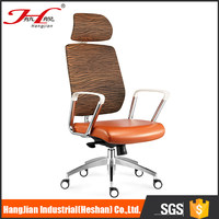 Ergonomic Fabric office chair mesh designer executive computer table chair