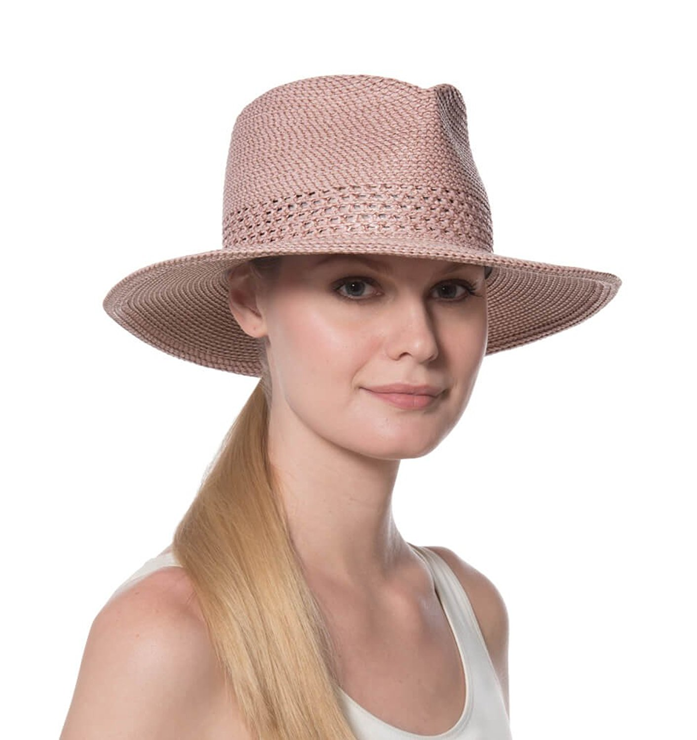 d1dc24f2794 Get Quotations · Eric Javits Fashion Designer Women s Headwear Hat -  Squishee Bayou
