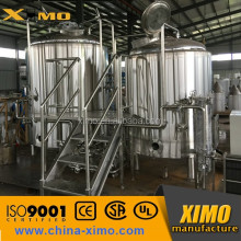 Industrial investment project 3000l Microbrewery equipment for sale beer equipment