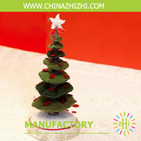 2017 high quality popular cheap chrismas tree decoration, home decoration accessories
