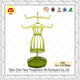 Custom design doll stand jewelry display necklace stand