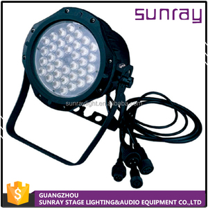 IP65 waterproof outdoor stage use 120w 3 x 36 pec led king par light