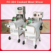 FC-304 cooked beef jerky cube dicing machine beef jerky dicer