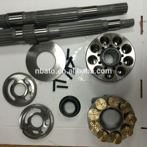 High quality KAWASAKI K5V160 hydraulic piston pump parts with the lowest price from Ningbo