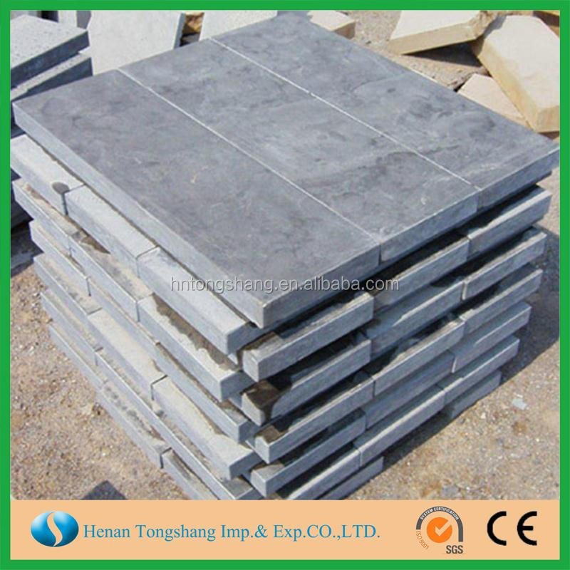 High quality bluestone paving tiles dark grey limestone bluestone paver with low price