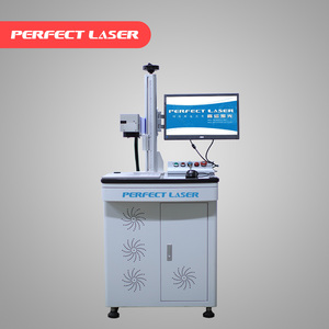 High Performance metal emblems laser etching machine