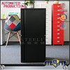 Cheap kids baby clothes storage cabinet metal wardrobe for children bedroom design