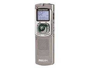 Philips Digital Voice Tracer 7675 - Digital voice recorder - flash 128 MB